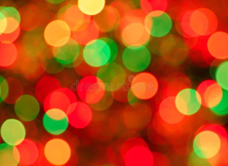 Download света рождества предпосылки Стоковое Фото - изображение насчитывающей красно, загорано: 6858928