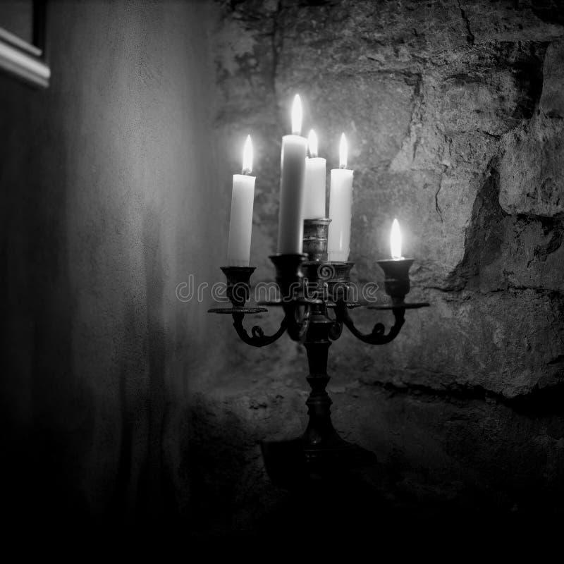 света свечки стоковая фотография