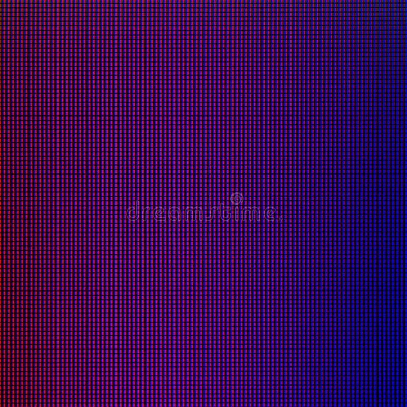 Света СИД от панели экранного дисплея монитора компьютера СИД для графического шаблона вебсайта дизайн электричества или технолог стоковое фото