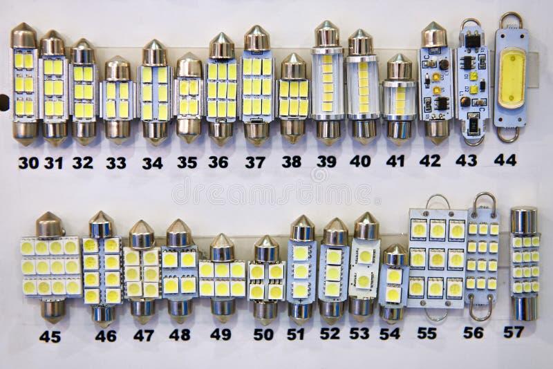 Светильники водить стоковое фото