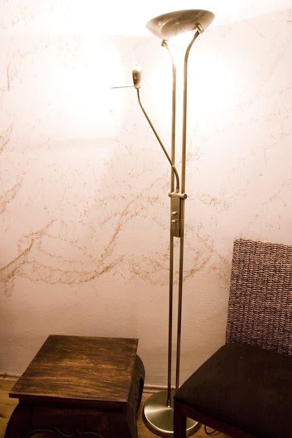 светильник пола стоковое изображение
