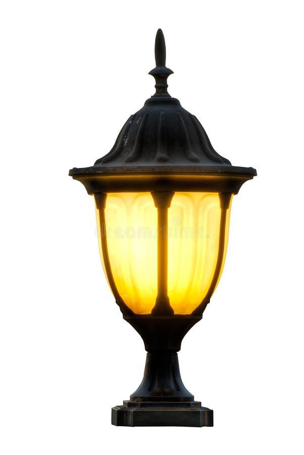светильник ретро стоковое фото rf