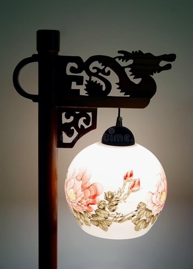 светильник стола стоковая фотография rf