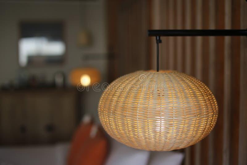 Светильник в комнате стоковые изображения