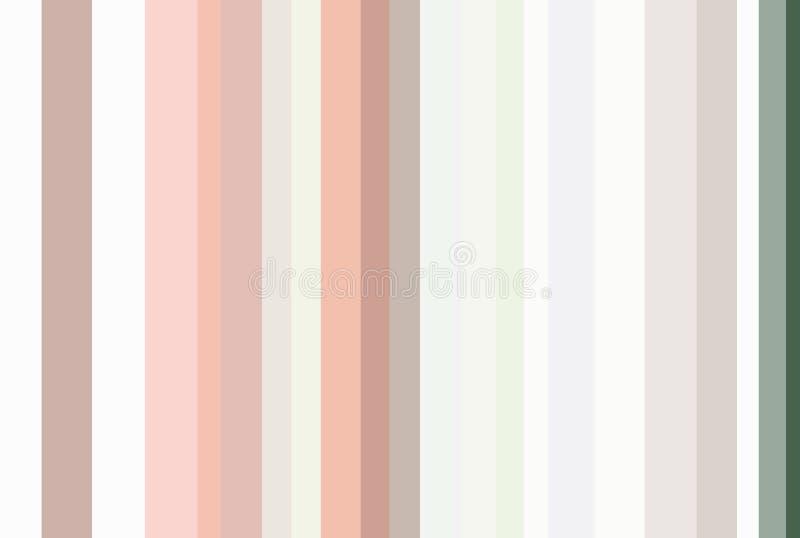 Светлая вертикальная линия предпосылка и безшовное striped, график фона иллюстрация штока