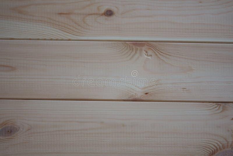 Светлая деревянная текстура в стене стоковые изображения