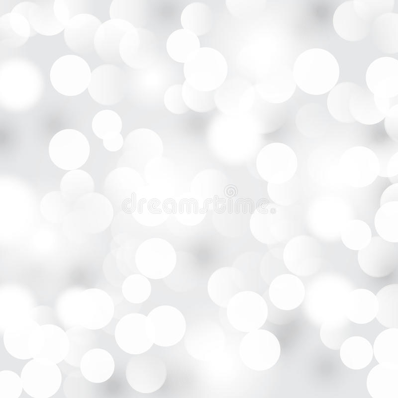 Светлая серебряная абстрактная предпосылка бесплатная иллюстрация
