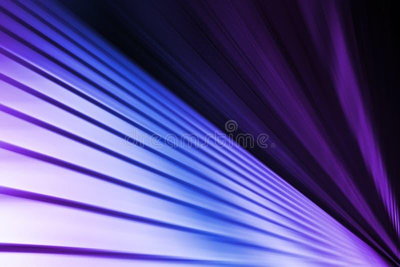 Светлое отражение на предпосылке металла Произведенное цифров иллюстрация штока