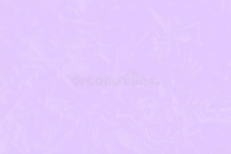 Светло-фиолетовая предпосылка цвета с чувствительным розовым цветочным узором Предпосылка Absract стоковая фотография rf