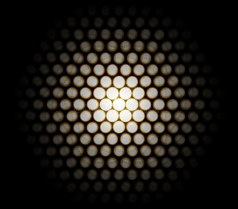 светлые этапы стоковые фотографии rf
