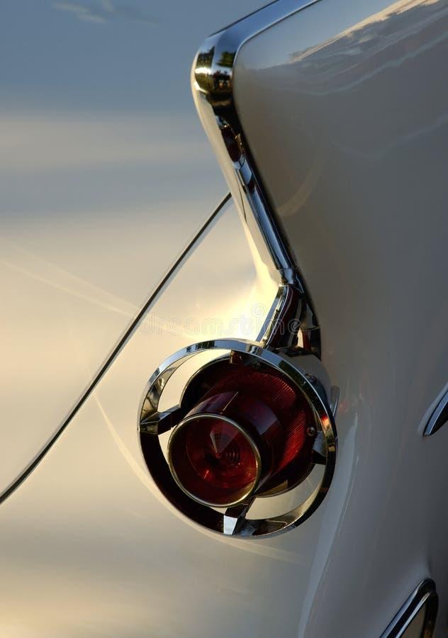 светлый задний стоп Стоковая Фотография