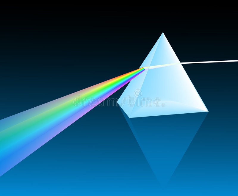 светлый спектр бесплатная иллюстрация