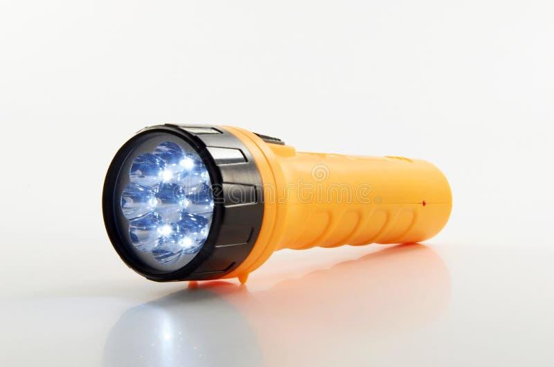 светлый факел стоковые изображения