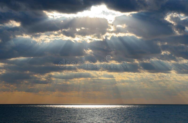 световой луч стоковая фотография