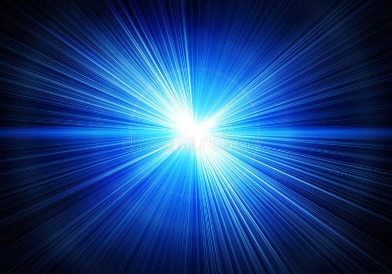 световые лучи иллюстрация штока