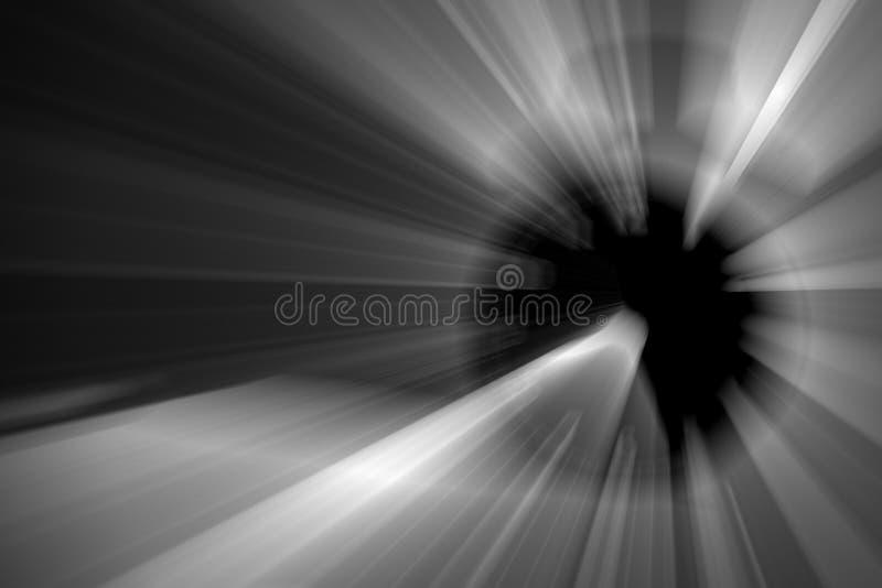 Световые лучи будильника стоковые фотографии rf