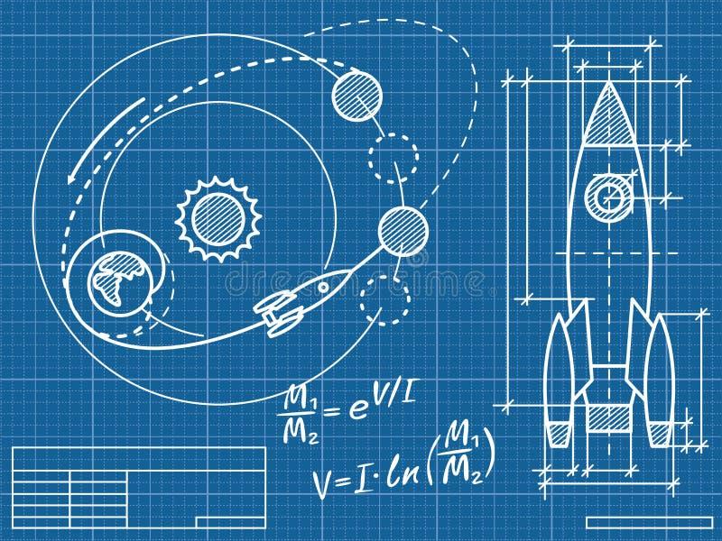 светокопия иллюстрация вектора