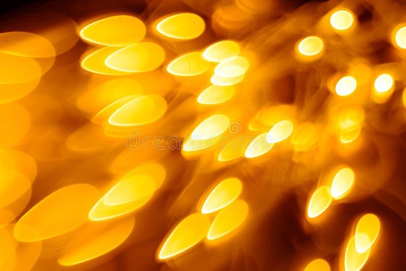 Светя света рождества предпосылка праздничная стоковые изображения rf