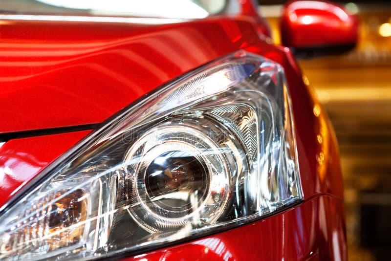 свет автомобиля стоковые фото