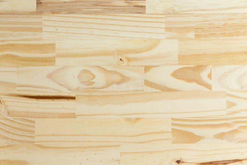 Светлая деревянная предпосылка с декоративным зерном стоковое изображение rf