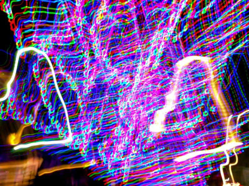 Светлая картина с много красочных шариков стоковое изображение