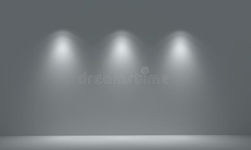 Светлая комната стоковое фото rf