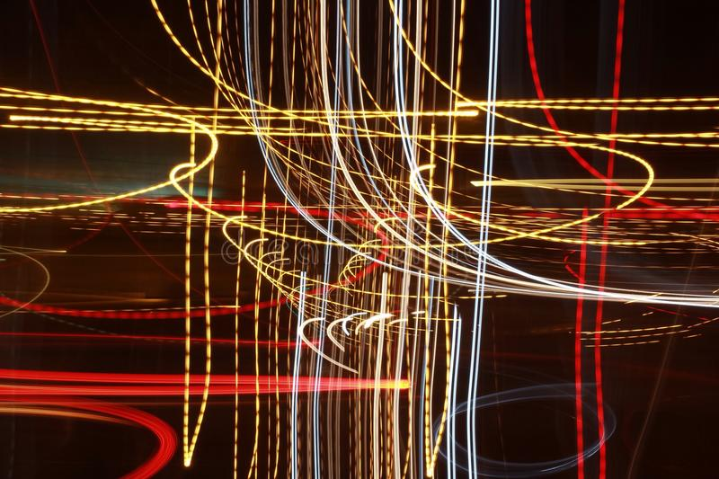 Светлая предпосылка Lightsbackgroung освещает backgroundlights стоковые изображения