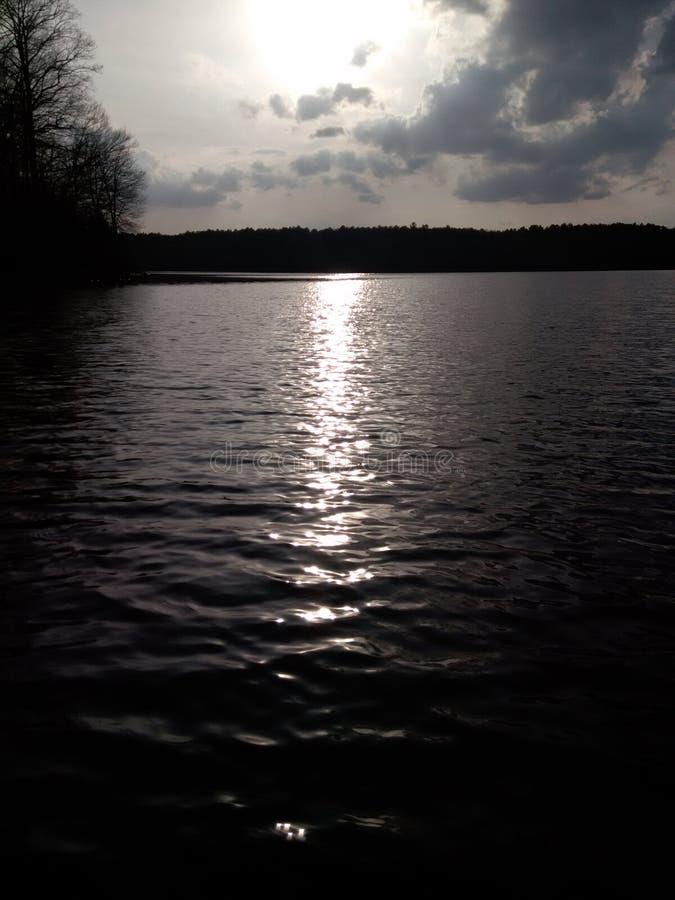 Свет в пределах темноты стоковая фотография