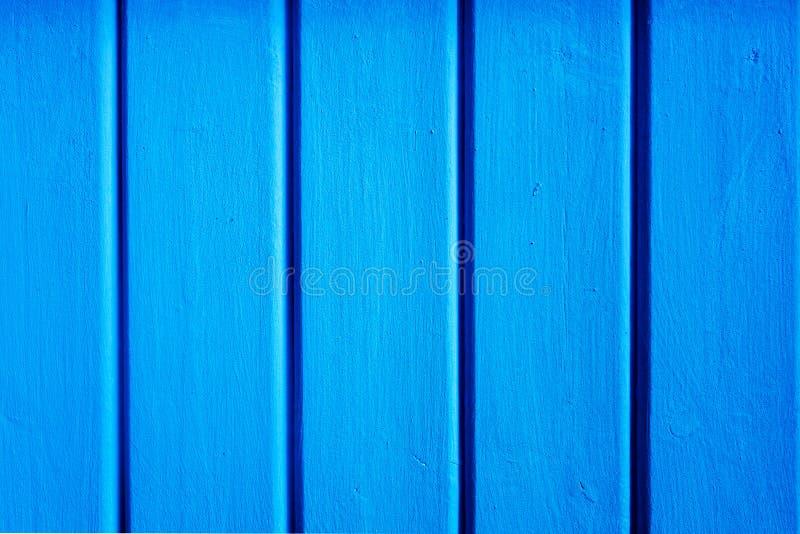 Свет - голубая лазурная деревянная предпосылка текстуры стоковое фото