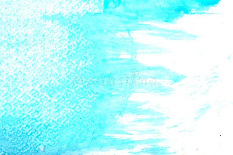 Свет - голубая текстура стоковое изображение