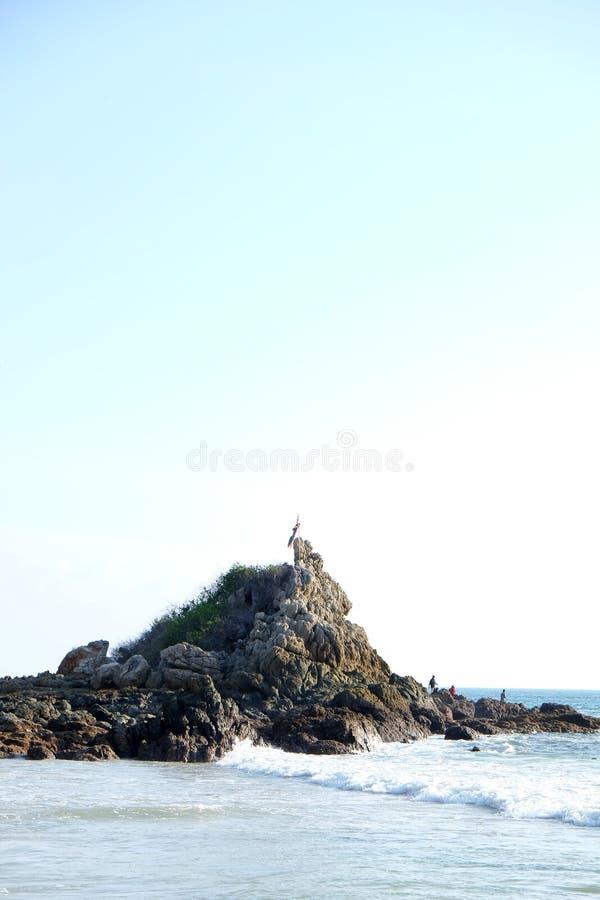 Свет - голубой день стоковое фото rf