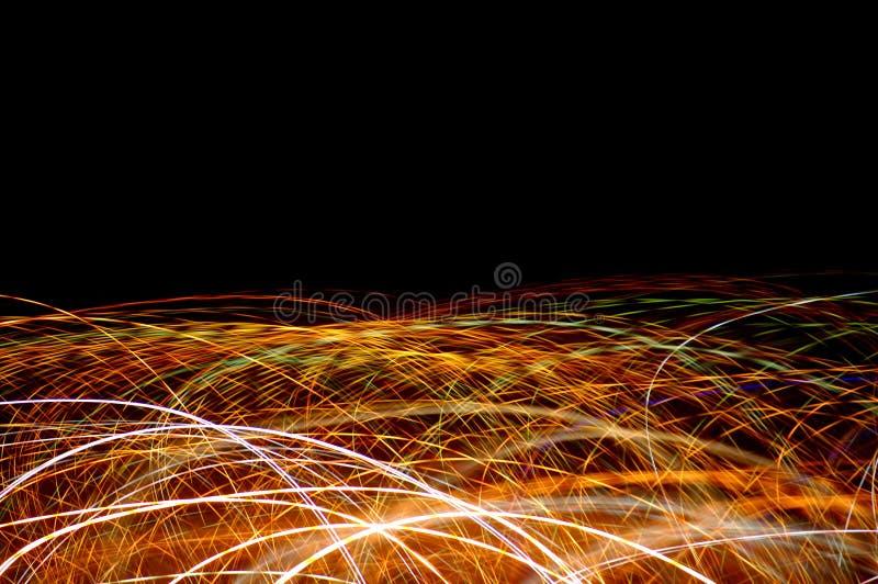 свет дуг стоковая фотография