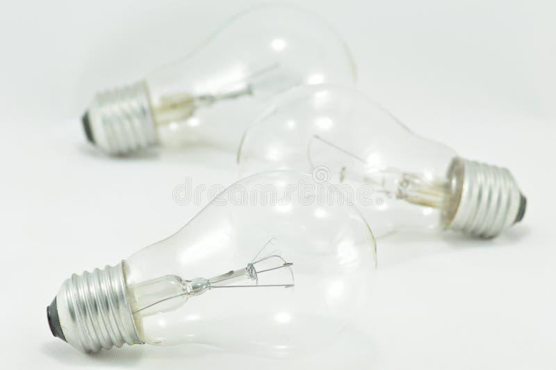 свет изолированный шариками стоковые изображения