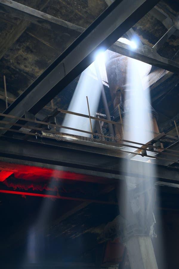 свет луча стоковая фотография