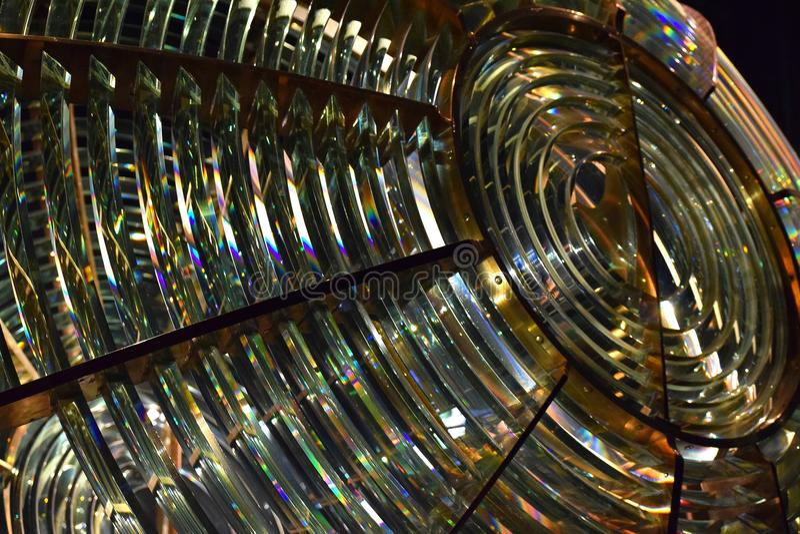 Свет маяка стоковые изображения