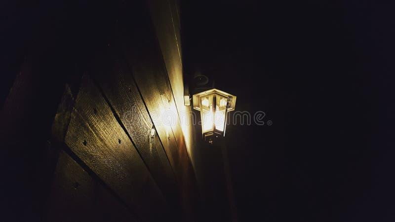 Свет ночи стоковое фото