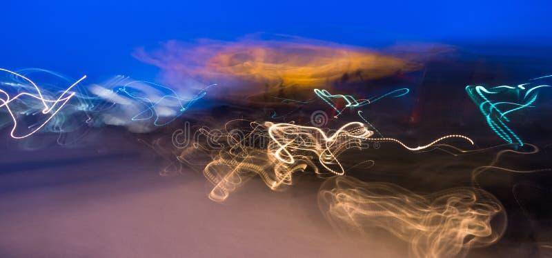Светлое искусство стоковое изображение rf