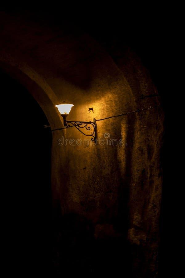 Светлое Поляк стоковые фото