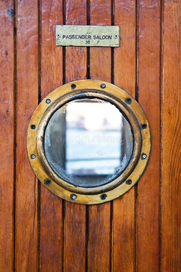 свет палубы стоковая фотография