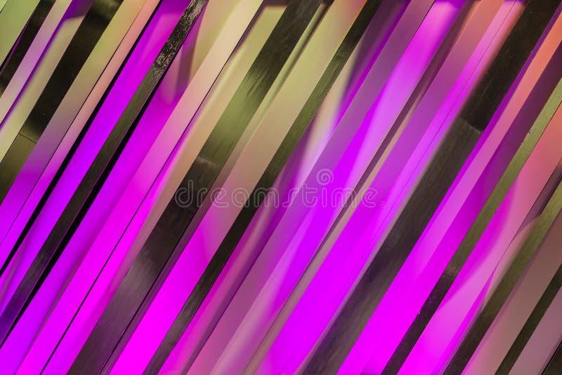 Свет прокладок цветов тонизирует фиолетовую серую черную магию стоковые изображения rf