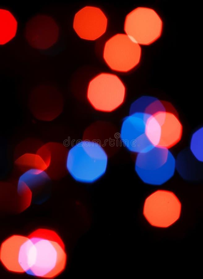 свет рождества стоковые фото
