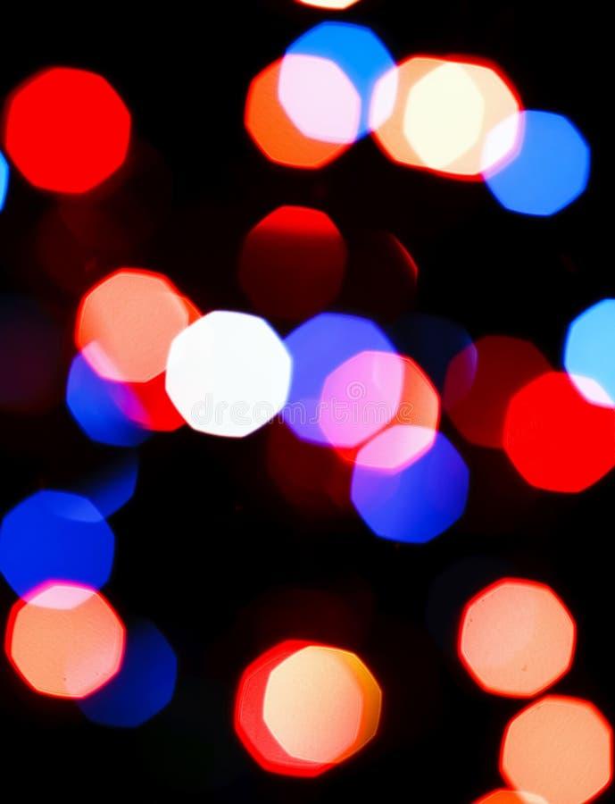 свет рождества стоковые изображения