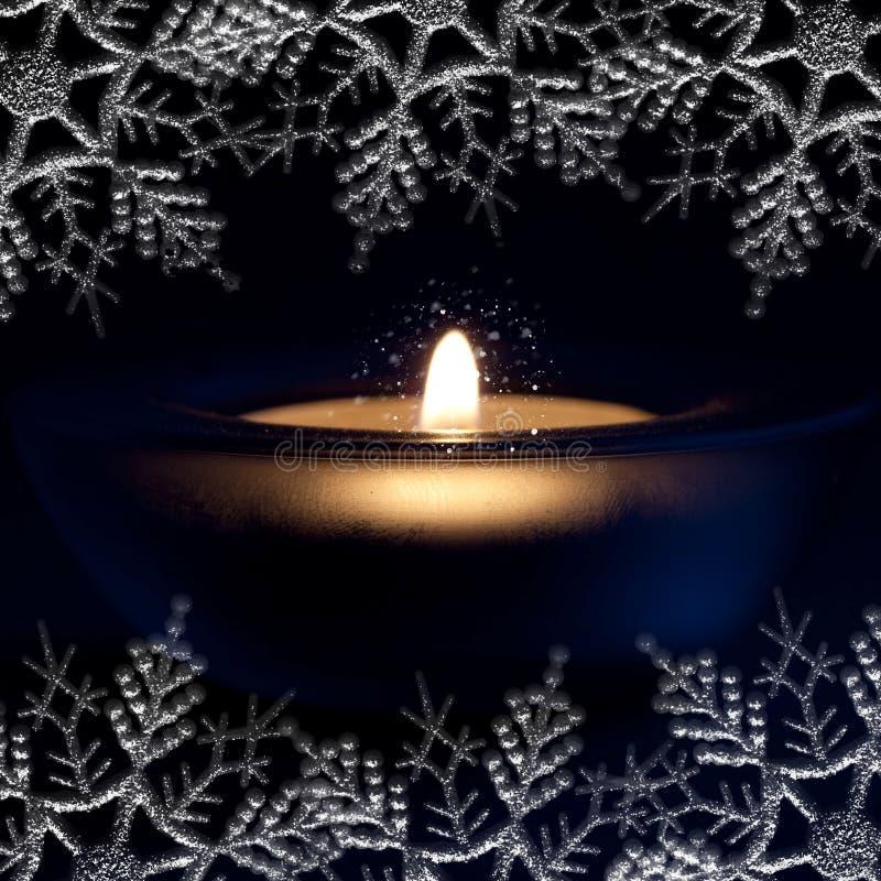 Свет рождества стоковые фотографии rf