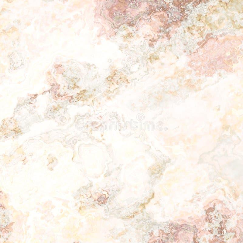 Свет - розовая мраморная каменная текстура, представляет иллюстрация вектора