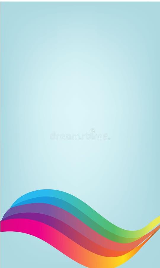Свет - синь стоковое фото rf