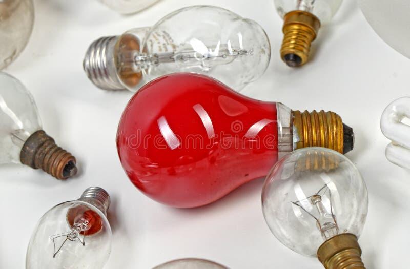 свет собрания шариков стоковые изображения rf