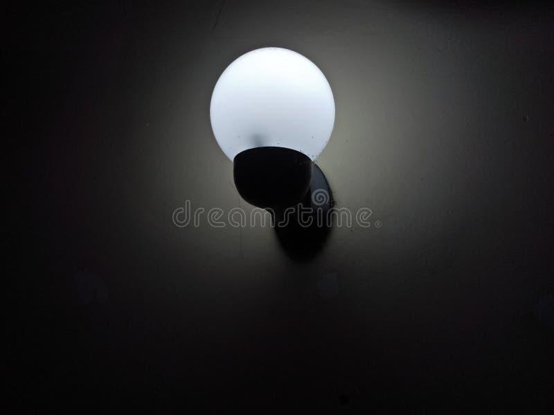 Свет стены стоковые фото