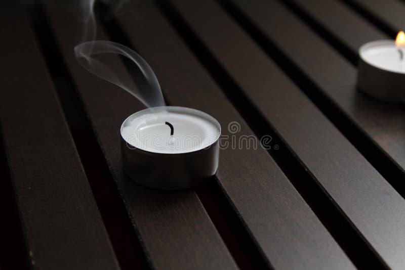 Свет чая стоковые фотографии rf