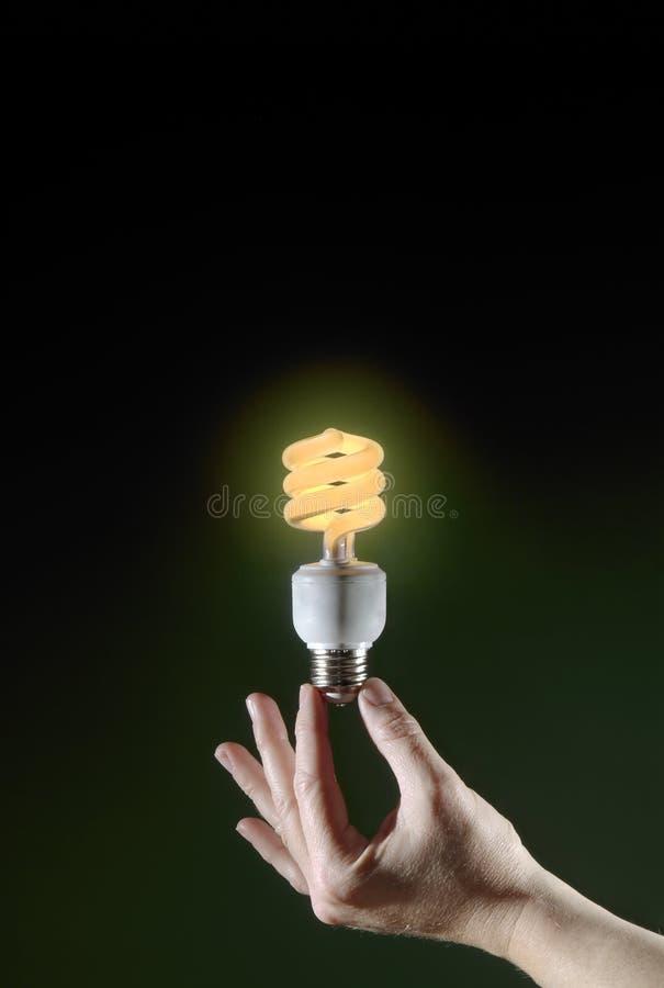 свет шарика более зеленый стоковые фотографии rf