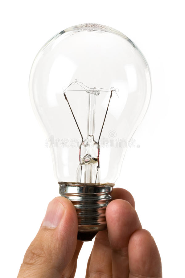 свет шарика стоковые фото